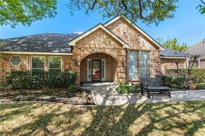 Keller Single Family Home For Sale: 803 Mesquite Lane