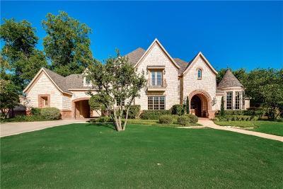 Abilene Single Family Home For Sale: 1423 Tanglewood Road