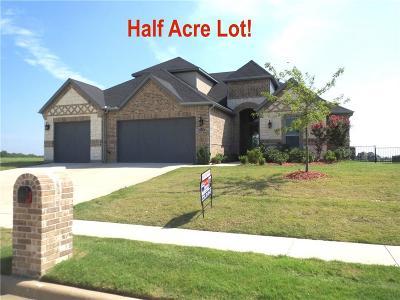 Gunter Single Family Home For Sale: 1124 Indigo Creek Way