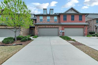 Lewisville Townhouse Active Option Contract: 464 Hunt Drive