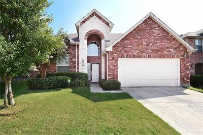 Aubrey Single Family Home For Sale: 1832 Canvasback