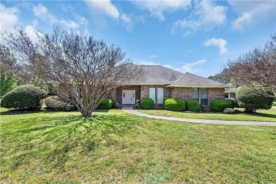 Southlake Single Family Home For Sale: 2875 Burney Lane