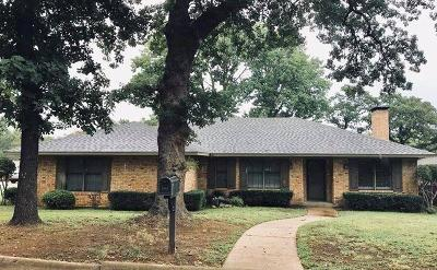Denison Single Family Home For Sale: 608 Queens Road