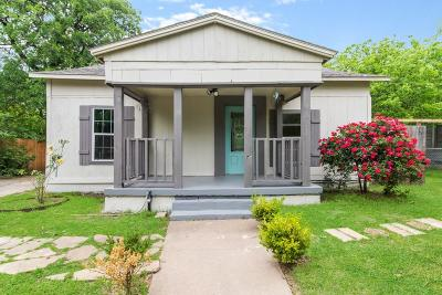 Fort Worth Single Family Home For Sale: 4428 Tallman Street
