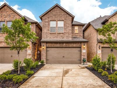 Plano Townhouse For Sale: 4513 Titus Circle
