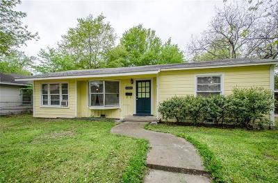 Corsicana Single Family Home For Sale: 1424 Hackberry Avenue