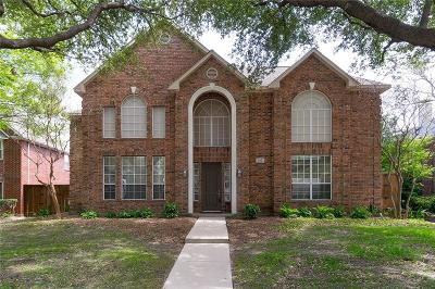 Coppell Single Family Home For Sale: 136 Beaver Run Drive