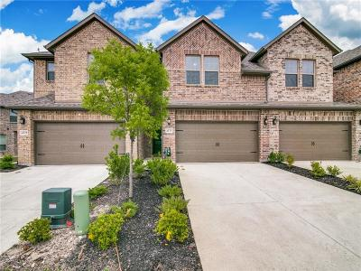 Plano Townhouse For Sale: 4525 Titus Circle