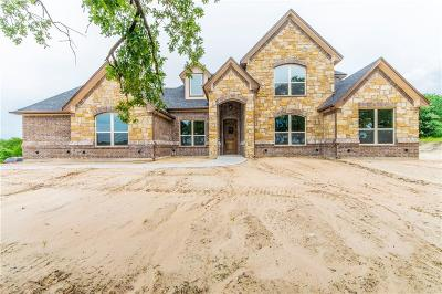 Archer County, Baylor County, Clay County, Jack County, Throckmorton County, Wichita County, Wise County Single Family Home For Sale: 154 Lucky Ridge Ln