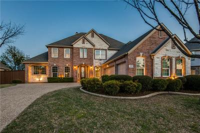 Carrollton Single Family Home For Sale: 1637 McGee Lane