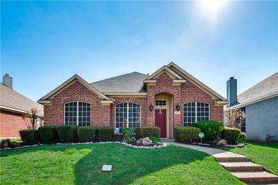 Lewisville Single Family Home Active Option Contract: 1121 Taylor Lane