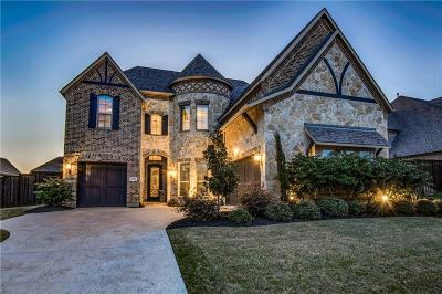 Frisco Single Family Home For Sale: 7249 Greystone Lane
