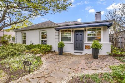 Highland Park Single Family Home For Sale: 4662 Southern Avenue