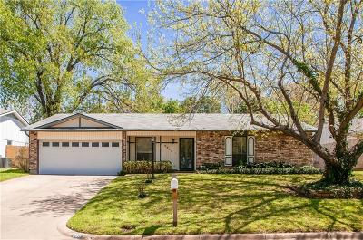 Single Family Home Active Option Contract: 2611 Mintwood Place