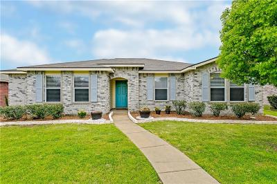 Wylie Single Family Home Active Contingent: 1511 Windward Lane