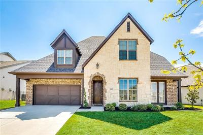 Aledo Single Family Home For Sale: 228 Parkview Drive