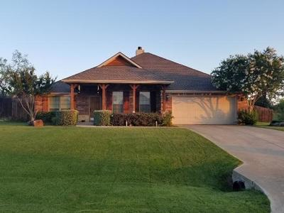 Runaway Bay Single Family Home For Sale: 106 Cactus Canyon Drive