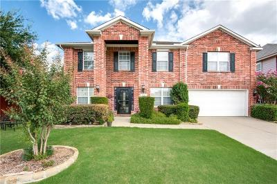North Richland Hills Single Family Home For Sale: 7201 Hummingbird Court