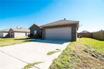 Mabank Single Family Home For Sale: 1005 Baker