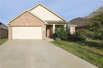 Fort Worth Single Family Home For Sale: 6317 Spring Ranch Drive