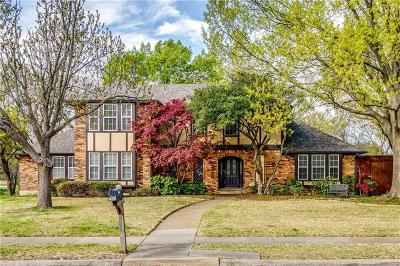 Plano Single Family Home For Sale: 2604 Stone Creek Drive