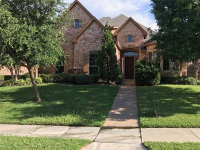 Wylie Single Family Home For Sale: 1817 Watermark Lane