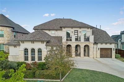 Frisco Single Family Home For Sale: 6157 Forefront Avenue