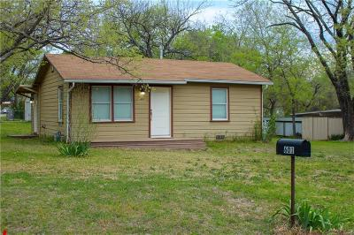 Azle Single Family Home For Sale: 601 Alfred Drive