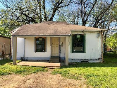 Dallas Single Family Home For Sale: 2311 E Ann Arbor Avenue