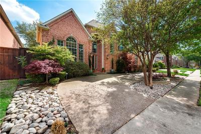 Single Family Home For Sale: 5116 Ambergate Lane