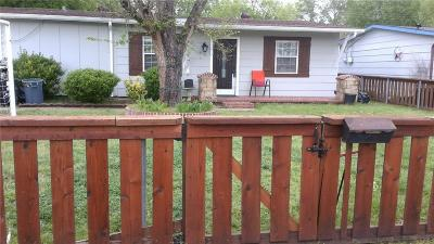 Mesquite Single Family Home For Sale: 810 Jardin Drive