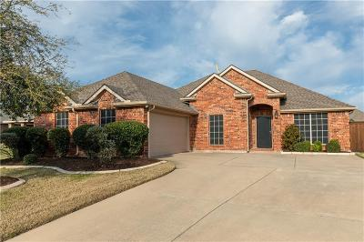 Wylie Single Family Home For Sale: 707 Britain Way