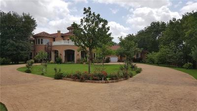 Irving Single Family Home For Sale: 3512 Bryn Mawr Drive