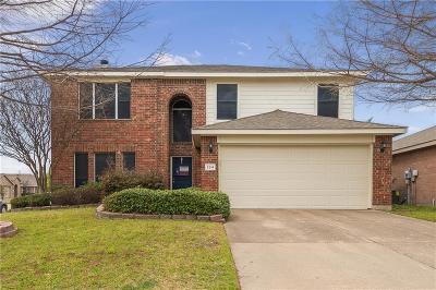 Anna Single Family Home For Sale: 224 Pagoda Drive