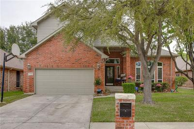 Flower Mound Single Family Home For Sale: 1728 Forest Glen Drive
