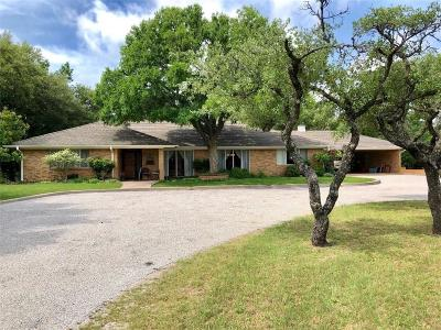 Brownwood Single Family Home For Sale: 4311 Austin Avenue