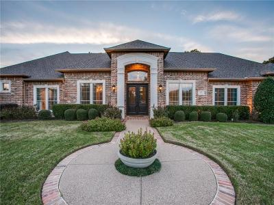 Flower Mound Single Family Home For Sale: 4401 Equestrian Way