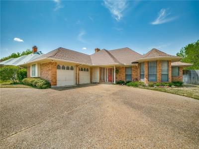 Garland Single Family Home For Sale: 2825 Apple Valley Drive