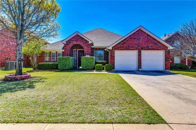 Single Family Home For Sale: 6212 Creekhaven Court