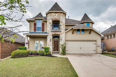 Tarrant County Single Family Home For Sale: 12552 Saratoga Springs Circle