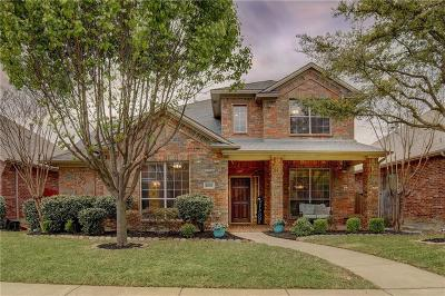 Rockwall Single Family Home For Sale: 2051 Ashbourne Drive
