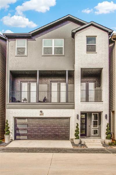 Dallas Single Family Home For Sale: 2656 El Camino Lane