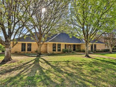 Mira Vista, Mira Vista Add, Trinity Heights, Meadows West, Meadows West Add, Bellaire Park, Bellaire Park North Single Family Home Active Option Contract: 4917 River View Drive