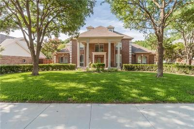 Coppell Single Family Home For Sale: 709 E Bethel School