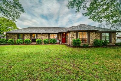 Ovilla Single Family Home Active Option Contract: 609 Meadow Lark Drive