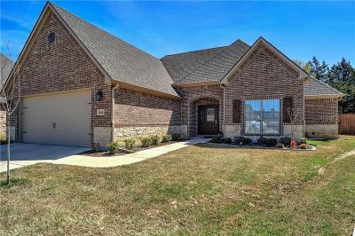 Denison Single Family Home For Sale: 3645 Rosewood Drive