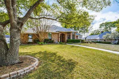 Duncanville Single Family Home Active Option Contract: 802 Villa Creek Drive