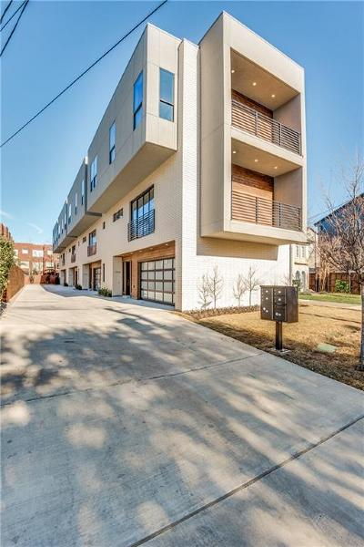 Townhouse For Sale: 3310 Anchor Court