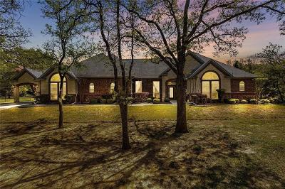 Burleson Single Family Home Active Contingent: 6305 Shadow Valley Drive
