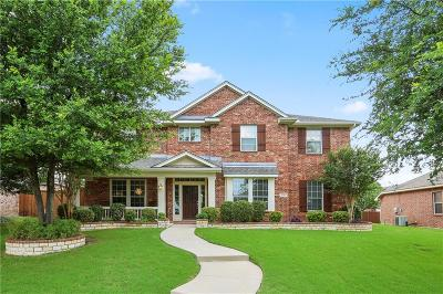 Allen Single Family Home For Sale: 1311 Chimney Rock Drive